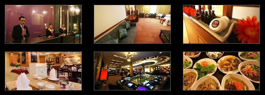 Poipet Resort casino Galery