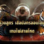 รวมสูตรเสือมังกรกรออนไลน์